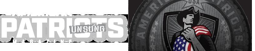 American Patriots Unsung Magazine Logo